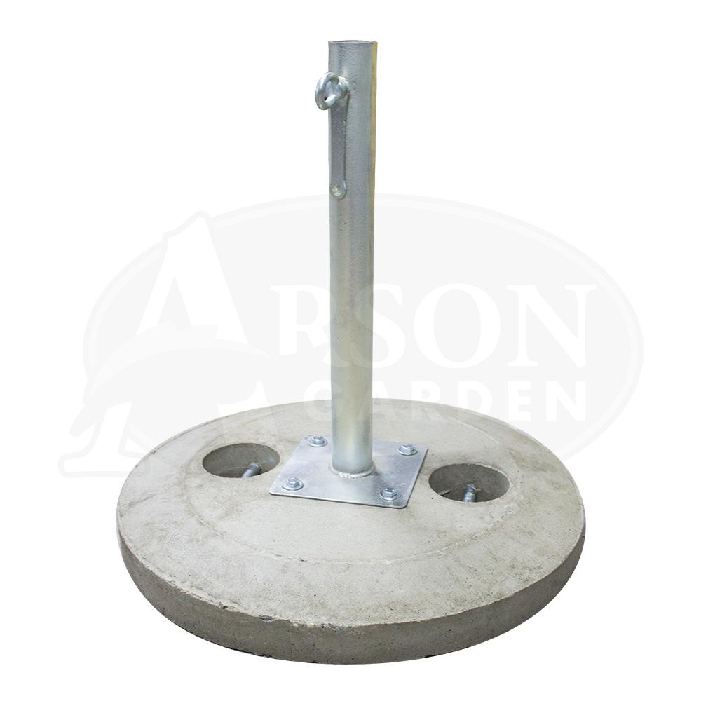 Podstawa betonowa okrągła