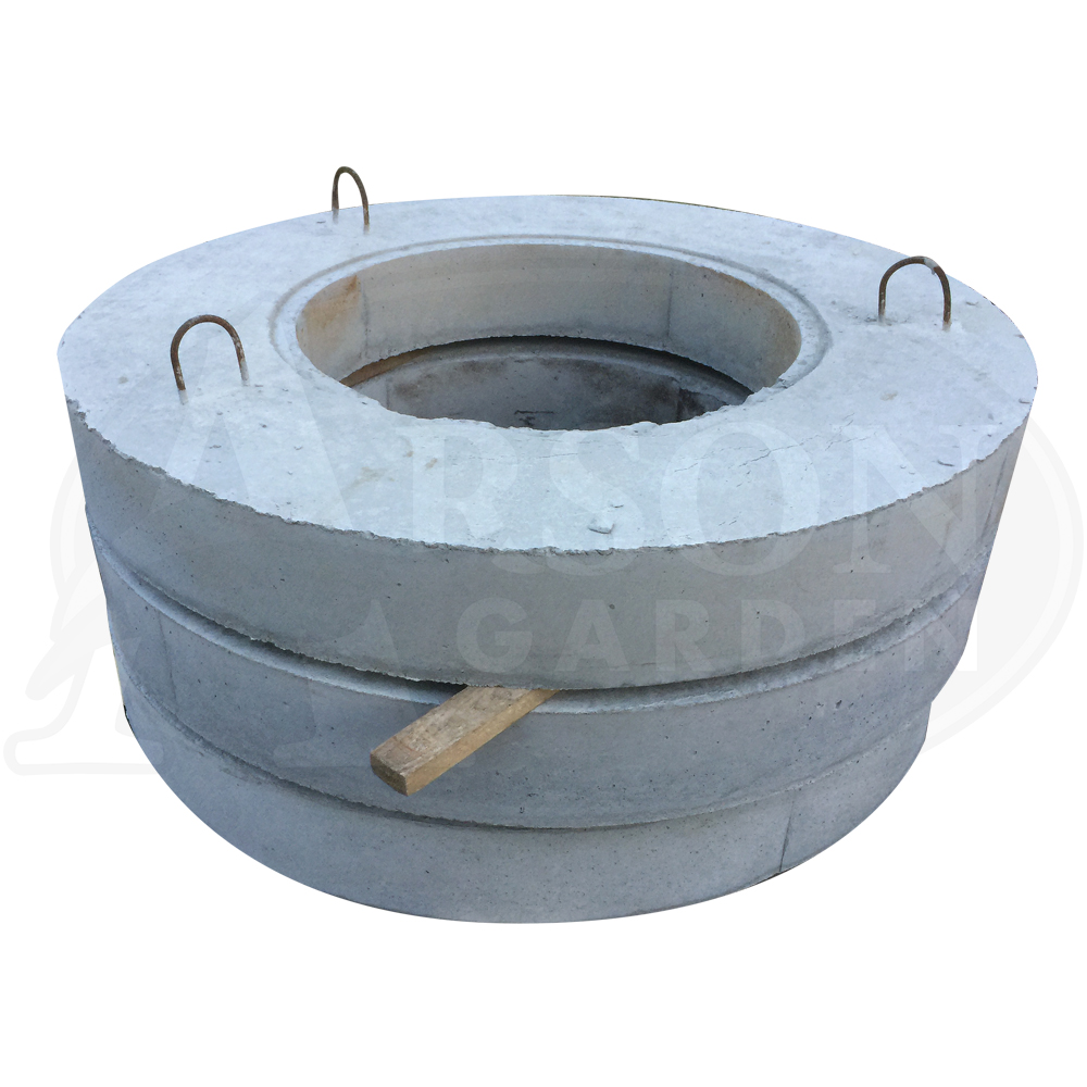 Pokrywa na studzienna betonowa